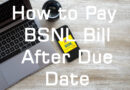 BSNL Bill Pay after Pay By Date Article